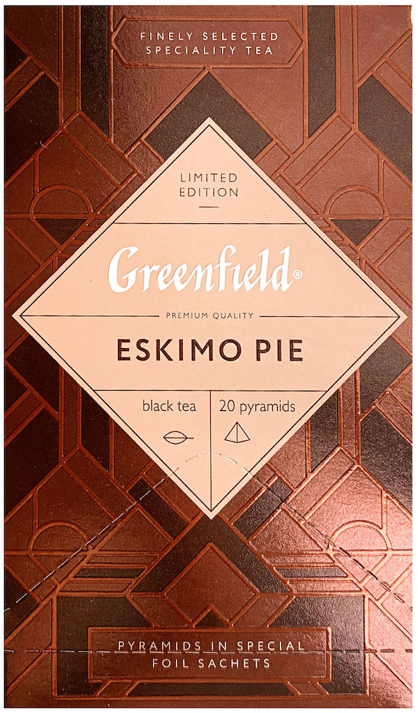 Greenfield Eskimo pie
