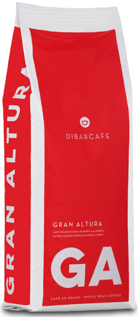 Кофе в зернах Dibarcafe Gran Altura 1 кг