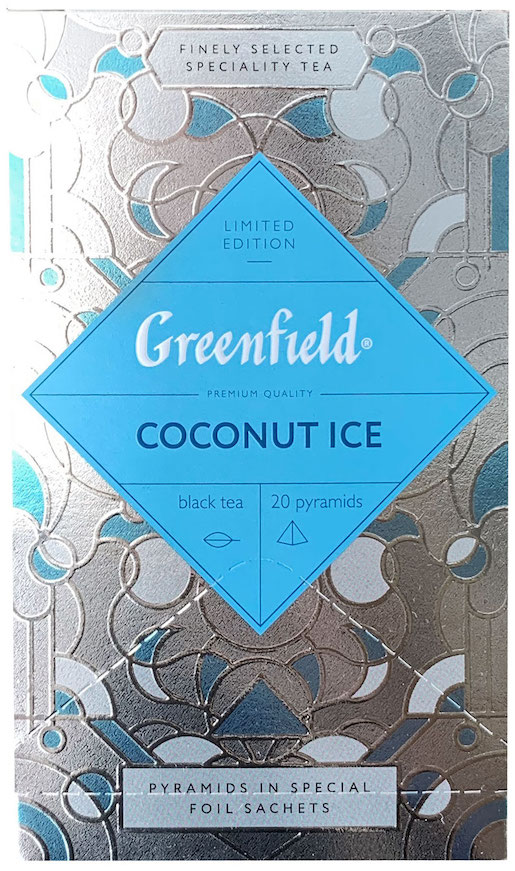 Greenfield Coconut ice