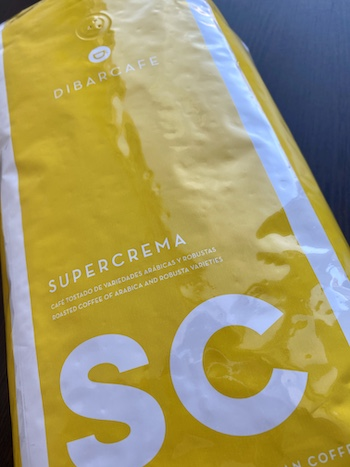 Фото Dibarcafe Supercrema 1
